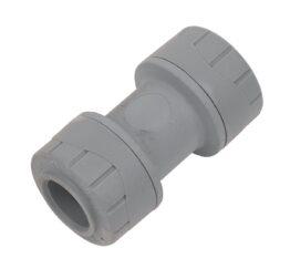 Polyplumb Straight Coupling 15mm