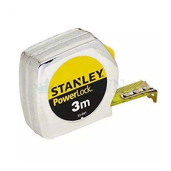 Stanley Powerlock Tape Measure 3m/19 Mm