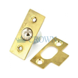 Securit 19mm Bales Catch Brass | S5424