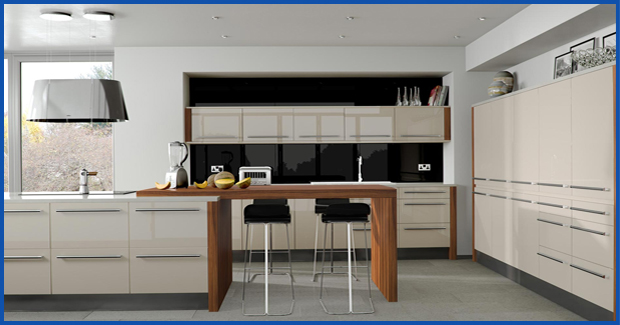 Odyssey Kitchen Range