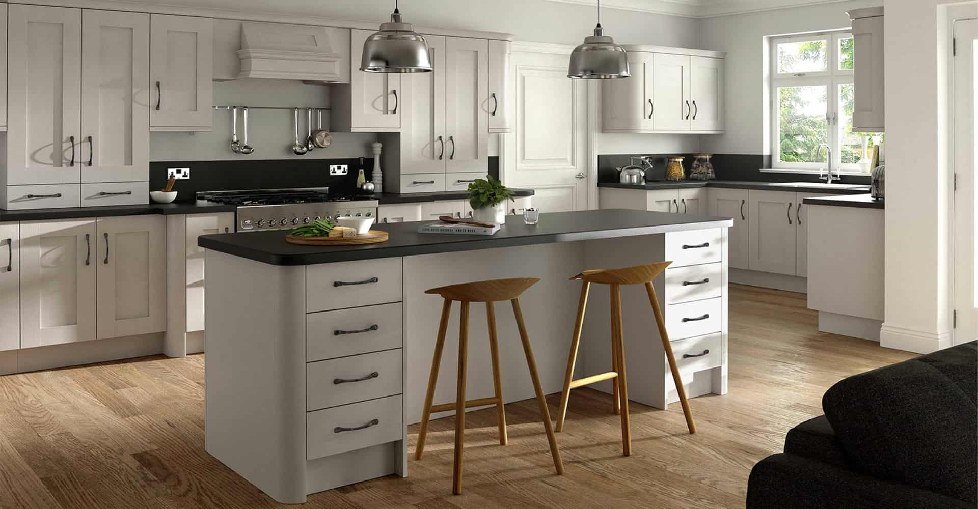 Buckingham Kitchen Range