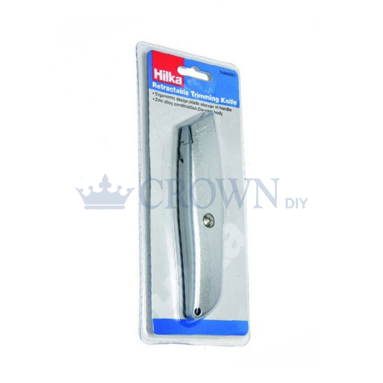 Hilka Retractable Trimming Knife | 74900001