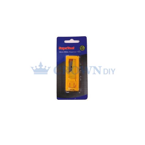 SupaTool 19mm Utility Knife Blades