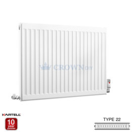 Kartell Kompact D608K 600 X 800mm Type 22 Radiator