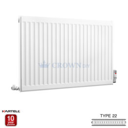 Kartell Kompact D609K 600 X 900mm Type 22 Radiator