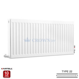 Kartell Kompact D610K 600 X 1000mm Type 22 Radiator