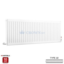 Kartell Kompact D613K 600 x 1300mm Type 22 Radiator