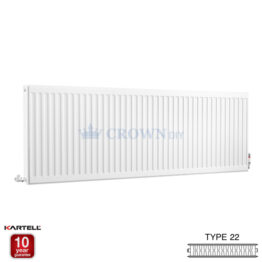 Kartell Kompact D615K 600 X 1500mm Type 22 Radiator