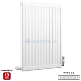 Kartell Kompact D705K 750 X 500mm Type 22 Radiator