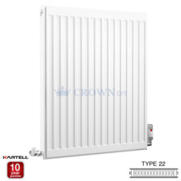 Kartell Kompact D706K 750 x 600mm Type 22 Radiator