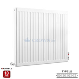 Kartell Kompact D708K 750 x 800mm Type 22 Radiator