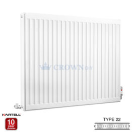 Kartell Kompact D709K 750 x 900mm Type 22 Radiator