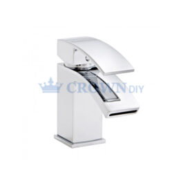 Kartell Flair Mono Basin Mixer with Click Waste | TAP001FL