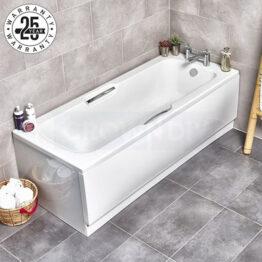 Kartell Alpha Gripped Bath