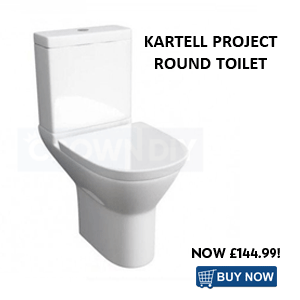 Kartell Project Round Toilet Sale